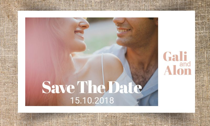Save The Date A